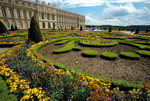 French garden picture