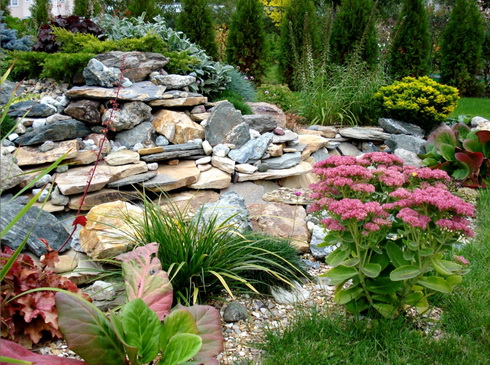 Garden Landscape Design Planning of your Garden Site