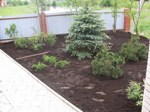 Soil preparation the preparation of soil for crops of for Preparation of soil